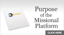 Purpose of the Missional Platform